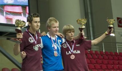 10.Pasaules čempionāta labākie juniori